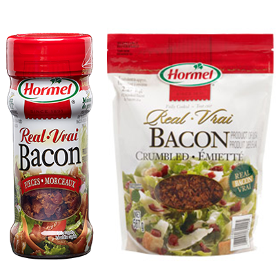 Coupon Rabais Imprimable Sur Hormel Real Bacon Bits De 1$ Maxi