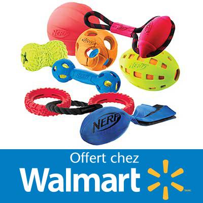Coupon Rabais Jouets Nerf Dog A Imprimer Pour Économiser 2$