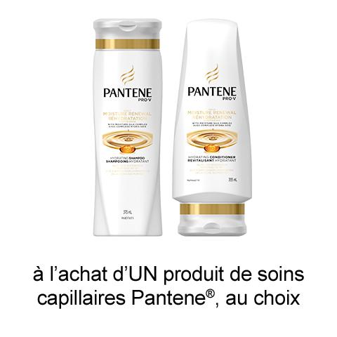 Coupon Rabais Maxi A Imprimer De 1$ Sur Pantene