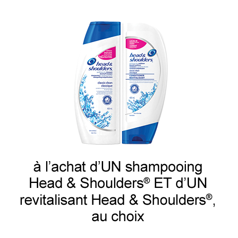 Maxi: Coupon Rabais A Imprimer Gratuit Head & Shoulders De 2$