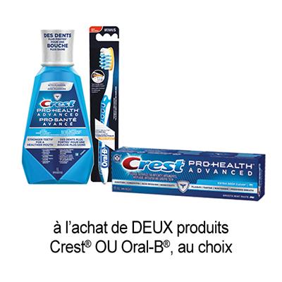 Nouveau Coupon Rabais A Imprimer Sur Soins Bucco-dentaires De 2$