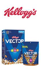 Nouveau Coupon Rabais Kellogg's Vector Gratuit A Imprimer De 2$