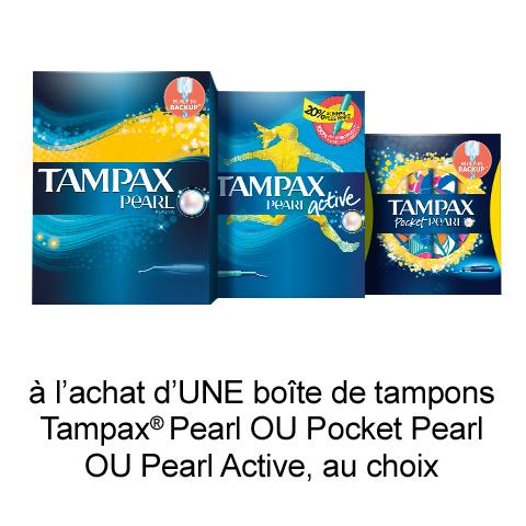 Nouveau Coupon Rabais Tampax Gratuit A Imprimer De 2$