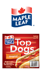 WebSaver: Coupon Rabais Imprimable Sur Maple Leaf Top Dogs De 1$