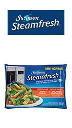 WebSaver: Coupon Rabais Imprimable Sur Swanson Steamfresh Légumes Surgelés De 1$