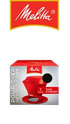 Coupon Rabais A Imprimer Sur Café-cone D'infusion De Melitta De 3$ Sur WebSaver