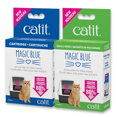 Coupon Rabais A Imprimer De 2$ Sur UniPrix Sur Catit Magic Blue (purificateur D'air Pour Bac à Litière)