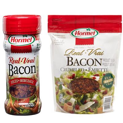 Coupon Rabais Hormel Real Bacon Bits A Imprimer Pour Économiser 1$