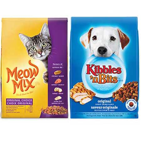 Coupon Rabais UniPrix A Imprimer De 2$ Sur Kibbles 'n Bits And Meow Mix