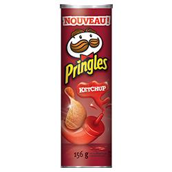 Coupon Rabais A Imprimer Pour Économisez 1$ Sur Pringles Saveur De Ketchup