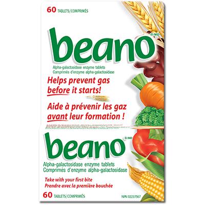 Coupon Rabais Beano Imprimable Pour Économiser 1$
