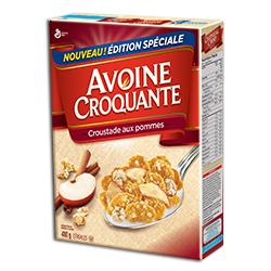 Coupon Rabais Oatmeal Crisp Par La Poste De 2$ Sur Save