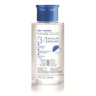 Coupon Rabais UtiliSource Imprimable De 5$ Sur Marcelle 3-in-1 Micellar Solution