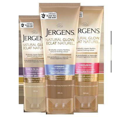 Nouveau Coupon Rabais Jergens Natural Glow A Imprimer De 2$