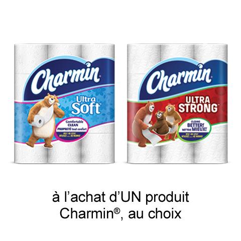 Nouveau Coupon Rabais Charmin Gratuit A Imprimer De 1$