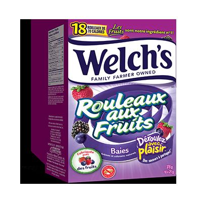 Coupon Rabais UtiliSource Imprimable De 1$ Sur Rouleaux Aux Fruits De Welch's