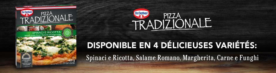 Coupon Rabais Walmart A Imprimer De 1$ Sur Pizza Tradizionale De Dr. Oetker