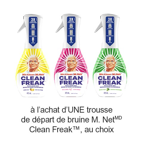 Coupon Rabais Imprimable Sur Mr. Clean De 1$ UniPrix