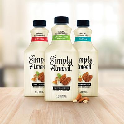 Coupon Rabais Simply Almond Imprimable De 2$ Sur UtiliSource