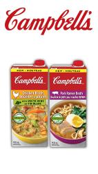 Nouveau Coupon Rabais A Imprimer Gratuit Campbell's De 2$