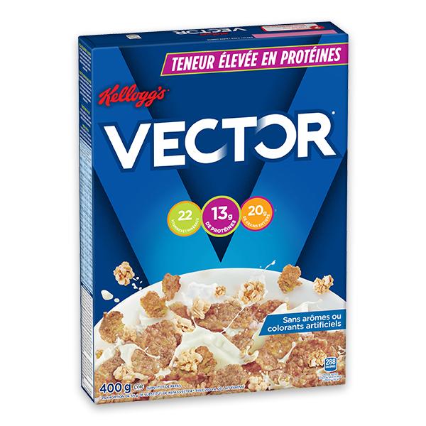 Nouvelle Remise Postale Kellogg's Vector De 1$ Sur Save