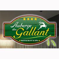 Le Restaurant Auberge Des Gallant - Salles Banquets - Réceptions