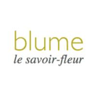 Blume : Site Web, Localisateur Des Adresses Et Heures D'Ouverture