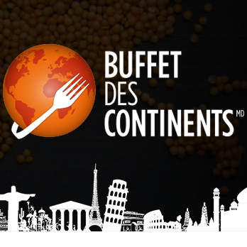 Buffet Des Continents - Promotions & Rabais - Restaurants à Outaouais