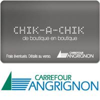 Carte Cadeau Carrefour Angrignon