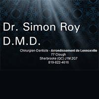 Clinique Dentaire Dr Simon Roy : Site Web, Localisateur Des Adresses Et Heures D'Ouverture