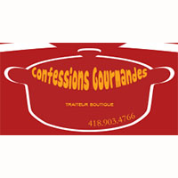 Le Restaurant Confessions Gourmandes - Boite À Lunch