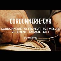 Le Magasin Cordonnerie Cyr : Site Web, Localisateur Des Adresses Et Heures D'Ouverture