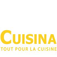 Cuisina : Site Web, Localisateur Des Adresses Et Heures D'Ouverture