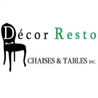 Décor-Resto - Promotions & Rabais pour Équipement De Restaurant