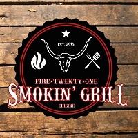 Fire Twenty One Smokin' Grill - Promotions & Rabais pour Food Truck