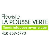 Le Magasin Fleuriste La Pousse Verte Store - Fleuristes à Québec Capitale Nationale