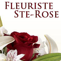 Fleuriste Ste-Rose : Site Web, Localisateur Des Adresses Et Heures D'Ouverture