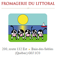 Fromagerie Du Littoral - Promotions & Rabais - Fromageries