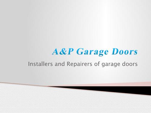 Garage A & P - Promotions & Rabais pour Débosselage
