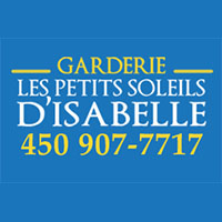 Garderie Les Petits Soleils D'Isabelle : Site Web, Localisateur Des Adresses Et Heures D'Ouverture