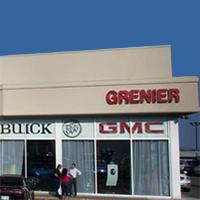 Grenier Chevrolet Buick GMC : Site Web, Localisateur Des Adresses Et Heures D'Ouverture