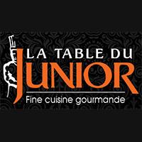 Le Restaurant La Table Du Junior – Fine Cuisine Gourmande : Site Web, Localisateur Des Adresses Et Heures D'Ouverture