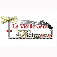 Le Restaurant La Vieille Gare De Richmond à Richmond