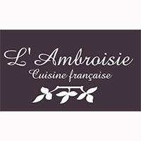 Le Restaurant L'ambroisie Cuisine Française - Salles Banquets - Réceptions