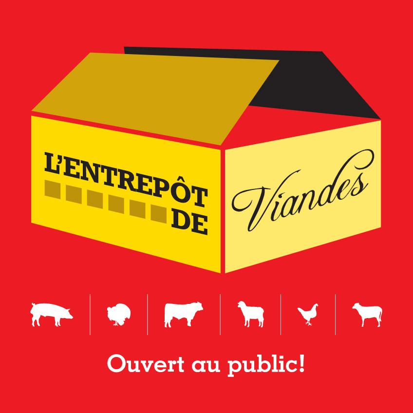 Circulaire L'Entrepôt De Viandes - Flyer - Catalogue - Boucherie