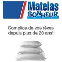 Circulaire Matelas Bonheur - Flyer - Catalogue - Literie