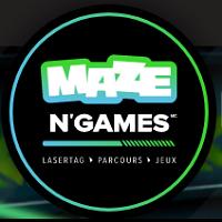 Maze N'Games - Promotions & Rabais pour Lazer