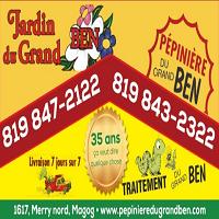 Pépinière Du Grand Ben - Promotions & Rabais - Services