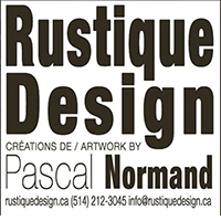 Commandez En Ligne Sur Rustique Design
