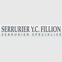 Serrurier Y.C. Fillion : Site Web, Localisateur Des Adresses Et Heures D'Ouverture